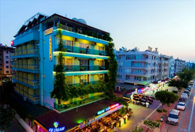 Gallion Hotel - Antalya Luchthaven transfer