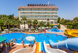 Gardenia Beach Hotel - Antalya Airport Transfer