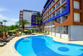 Gardenia Hotel - Antalya Taxi Transfer