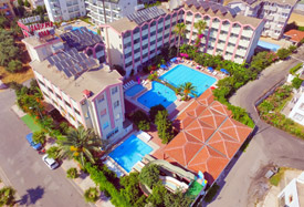 Gazipasa Hotel Apartments  - Antalya Taxi Transfer