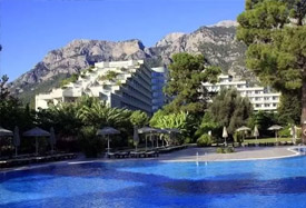 GHAZAL RESORT THALASSO - Antalya Airport Transfer