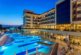 Glamour Resort Side - Antalya Luchthaven transfer