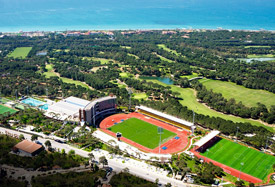 Gloria Sports Arena - Antalya Taxi Transfer