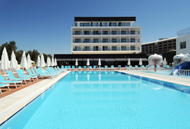 Gold Island Hotel - Antalya Airport Transfer
