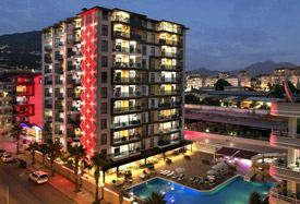 Granada City Residence - Antalya Airport Transfer
