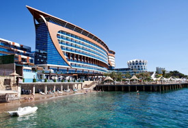 Granada Luxury Resort - Antalya Transfert de l'aéroport
