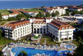 Grand Miramor Hotel - Antalya Airport Transfer