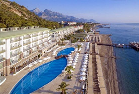 Grand Park Kemer - Antalya Airport Transfer