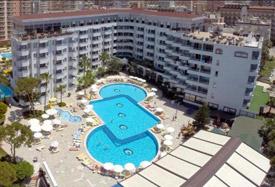 Senza Grand Santana Hotel - Antalya Taxi Transfer