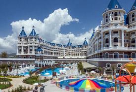 Haydarpasha Palace - Antalya Airport Transfer