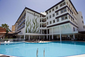 Holiday City Hotel - Antalya Taxi Transfer