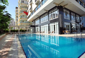 Hotel Royal Hill - Antalya Airport Transfer
