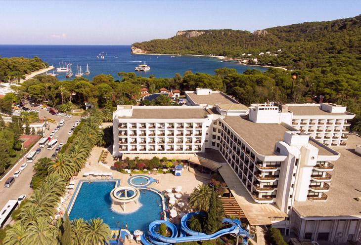 Ozkaymak Otem Hotel - Antalya Flughafentransfer