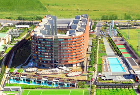 Nirvana Cosmopolitan Hotel - Antalya Трансфер из аэропорта