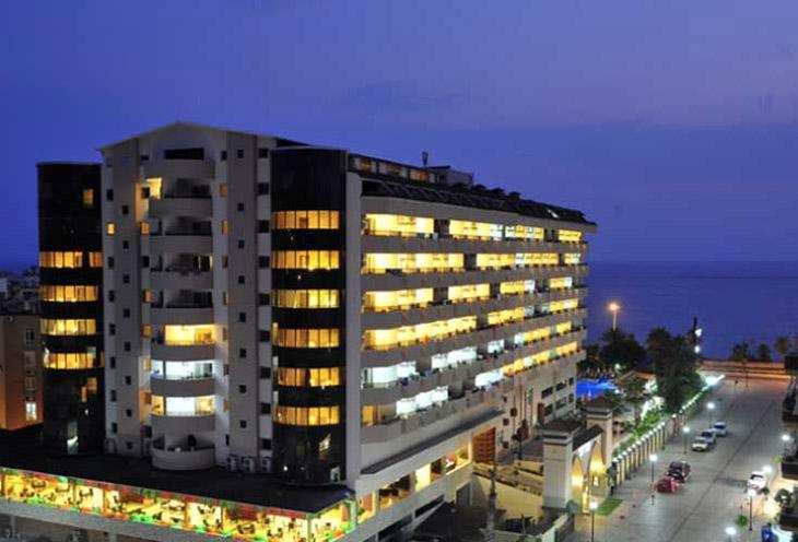 Armas Prestige Hotel - Antalya Luchthaven transfer