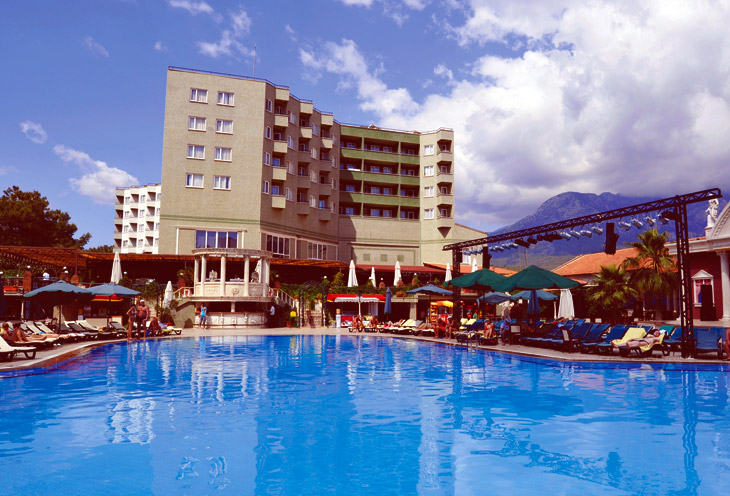 Armas Kaplan Paradise Hotel - Antalya Трансфер из аэропорта