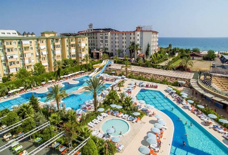 Hedef Resort & Spa - Antalya Airport Transfer