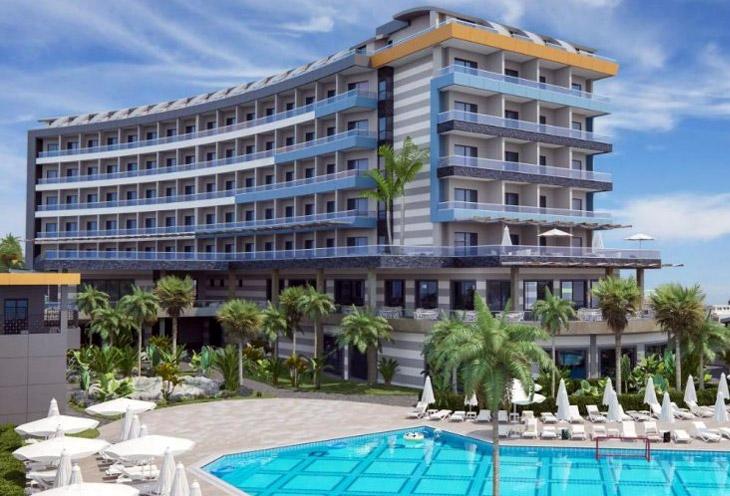 Lonicera Premium Hotel - Antalya Transfert de l'aéroport