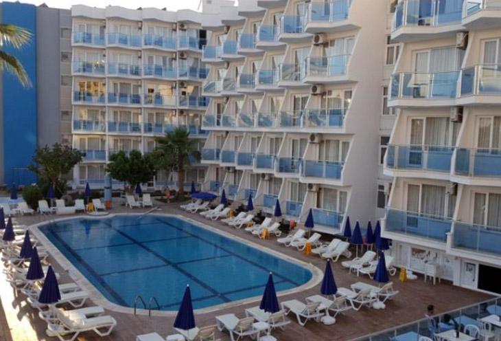 Mysea Hotels Alara - Antalya Transfert de l'aéroport