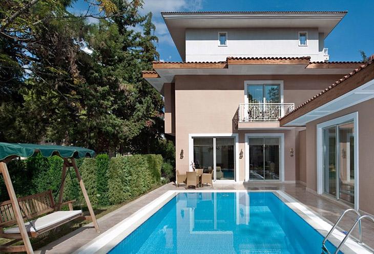 Akka Hotels Residence - Antalya Flughafentransfer