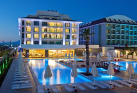 TUI DAY&NIGHT Connected Club Life Belek - Antalya Luchthaven transfer