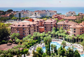 Mholiday Hotels Stone Palace Side - Antalya Taxi Transfer