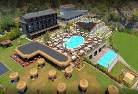 Manas Park Oludeniz - Antalya Luchthaven transfer