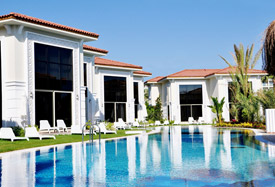 Paloma Oceana Resort - Antalya Airport Transfer