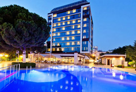 Oz Hotels Resort & Spa - Antalya Airport Transfer