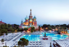 Asteria Kremlin Palace - Antalya Airport Transfer
