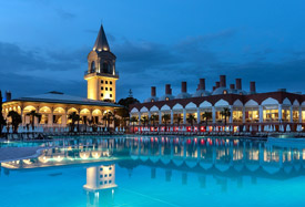 Swandor Topkapi Palace - Antalya Airport Transfer