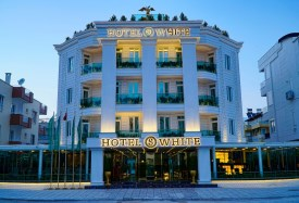 Hotel S White - Antalya Airport Transfer