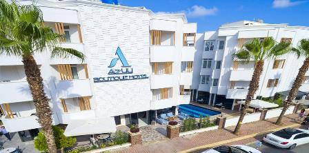Azuu Hotel - Antalya Airport Transfer