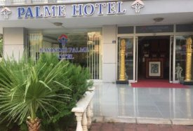 Bayindir Palme Hotel - Antalya Flughafentransfer