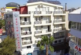 Hotel Cevik Palace - Antalya Flughafentransfer