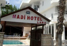 Madi Hotel Lara - Antalya Airport Transfer