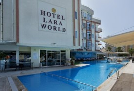 Lara World Hotel - Antalya Airport Transfer