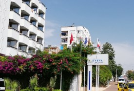 Lara Eyfel Hotel - Antalya Airport Transfer