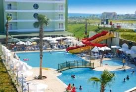 Side Arora Hotel - Antalya Трансфер из аэропорта