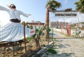 Korkmaz Pansion - Antalya Трансфер из аэропорта