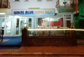 WhiteBlue Sevgi Hotel - Antalya Taxi Transfer