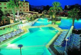 Emirhan Hotel - Antalya Taxi Transfer
