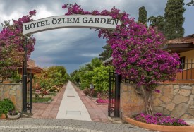 Ozlem Garden Hotel - Antalya Flughafentransfer