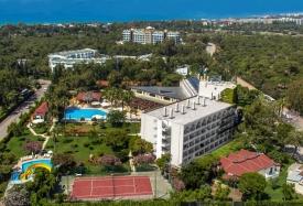 Serra Park Hotel - Antalya Taxi Transfer
