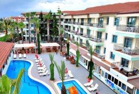 Cinar Garden Apart Hotel - Antalya Flughafentransfer