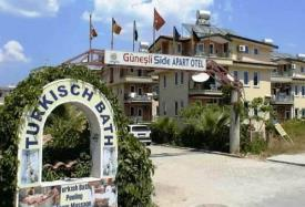 Gunesli Side Apart Hotel - Antalya Airport Transfer