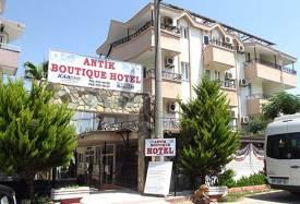 Antik Butik Hotel - Antalya Taxi Transfer