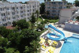 Latte Beach Hotel - Antalya Luchthaven transfer