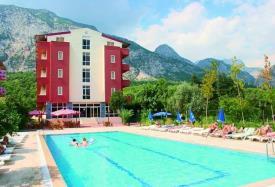 Grand Hotel Derin - Antalya Luchthaven transfer