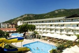 Club Marakesh Beach Hotel - Antalya Airport Transfer
